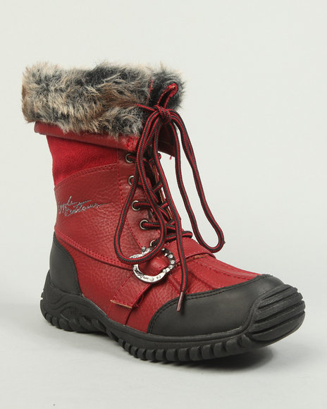 Apple Bottoms Women Red Narele Boot