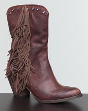 Shoes - Diego Fringe Boots
