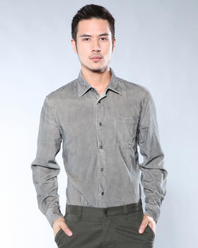 DJP OUTLET - Slim Fit Shirt w/ Pocket