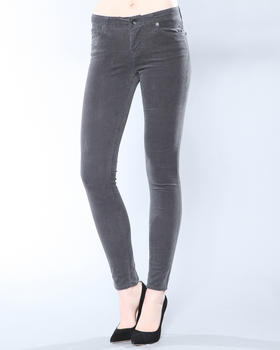 DJP OUTLET - Alex Mid Rise Skinny Fit Cord