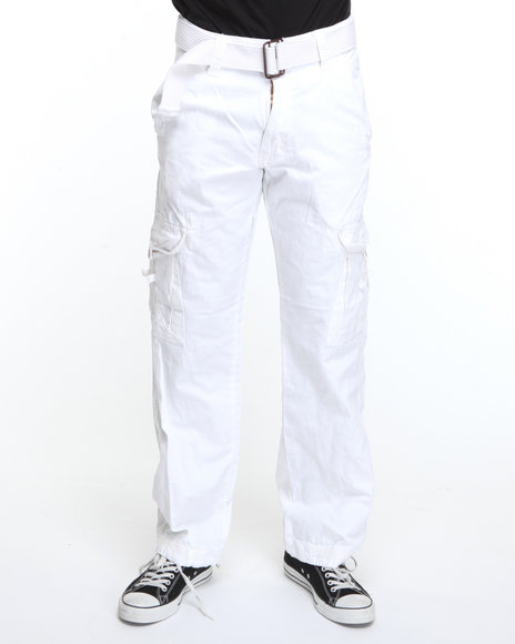 - Montana Canvas Cargo Pants