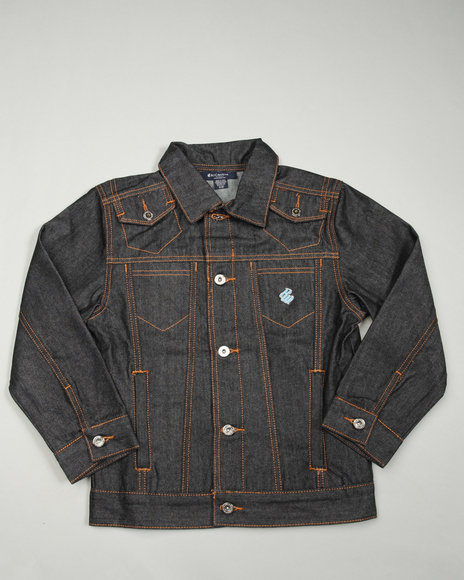 Rocawear Boys Dark Wash The Original Jean Jacket (8-20)
