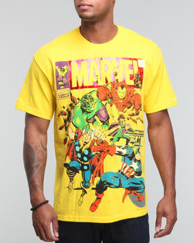 Buyers Picks - Marvel Comic Book Tee