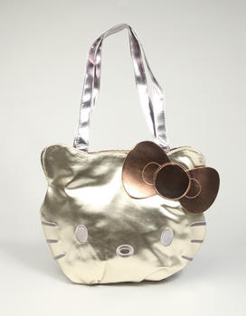 Hello Kitty - Hello Kitty Metallic Colorblock bag