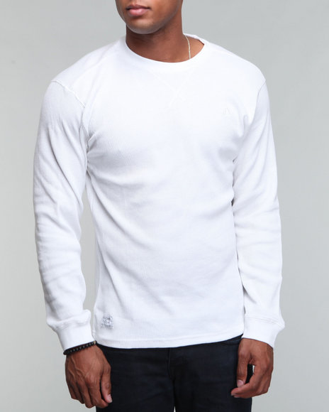 brick city l/s crew thermal