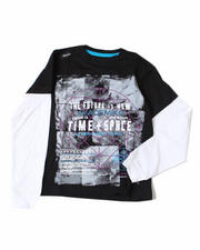 4-7x Little Boys - Moonwalk Tee (4-7)