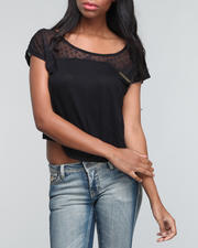 Treys Angels - Sheer Backtee