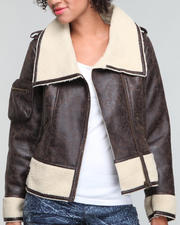 Women - Maddy Faux Shearling