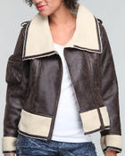 Members Only - Maddy Faux Shearling
