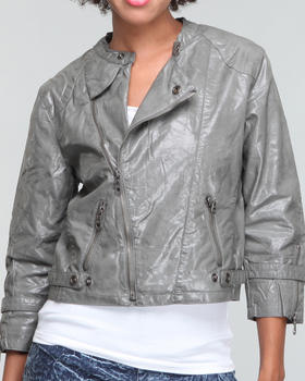 Members Only - Rebecca Moto Jacket