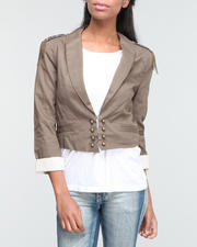 Fashion Lab - Light Weight Twill Jacket