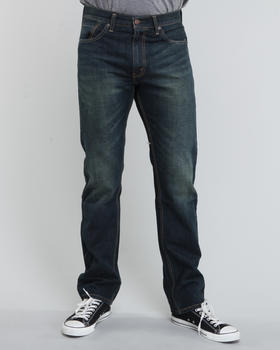 Levi's - 505 Straight Fit Green Frost Jeans
