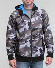 The North Face - Halftrack Camo Hoodie
