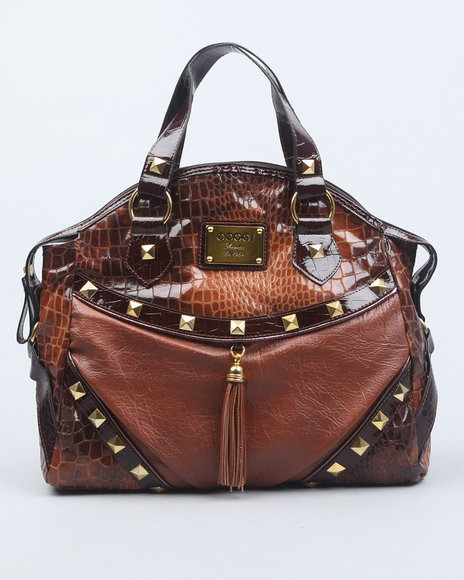 Coogi Women Coogi Satchel Brown 1SZ