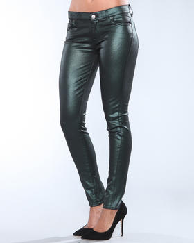 DJP OUTLET - Liquid Metallics Skinny Pant