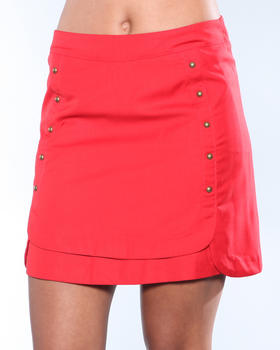 DJP OUTLET - Edition Button Skirt