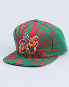 Men - Seattle Supersonics NBA  Earthquake snapback cap