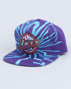 Men - Utah Jazz NBA  Earthquake snapback cap