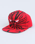 Men - Chicago Bulls NBA Earthquake snapback cap