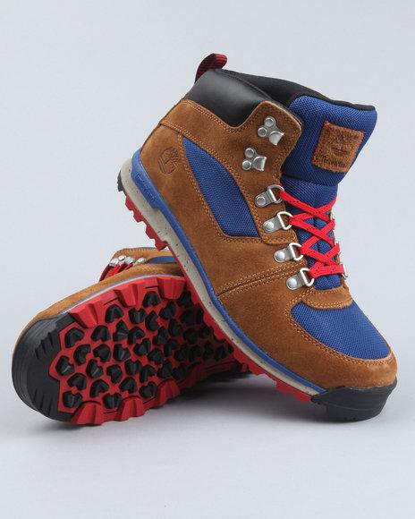 Timberland - Men Brown Gt Scramble Boots