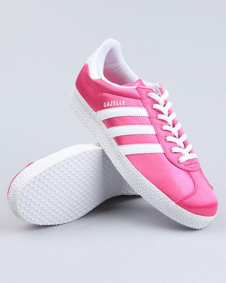 Adidas Women Pink Gazelle 2 W Sneakers