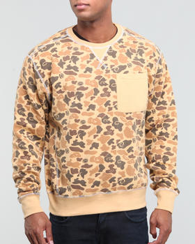 Buyers Picks - Vintage Camo sweatshirt