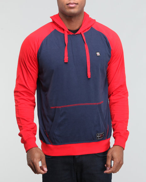 Southpole Men Jersey Pullover Hoodie - Sweatshirts & Sweaters