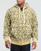 Buyers Picks - Camo Fleece hoodie