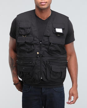 DRJ Army/Navy Shop - MIlitary Travel Vest