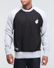 Sweatshirts & Sweaters - State Street Raglan Crewneck Sweatshirt