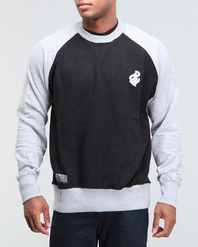 Rocawear - State Street Raglan Crewneck Sweatshirt