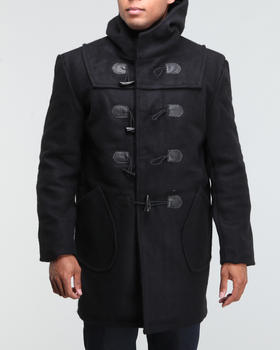 DRJ Army/Navy Shop - Wool Duffle Coat
