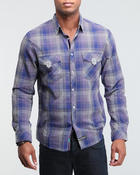 Men - The Chicester button down shirt (under collar treatment)