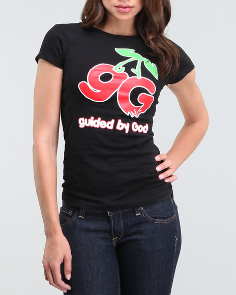 gbyg cherry short sleeve tee