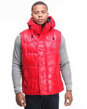 Men - Outlander Hooded Bubble Vest