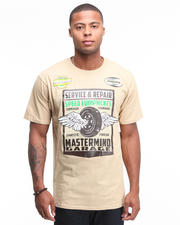 Men - Flight Time Graphic Tee Shirt