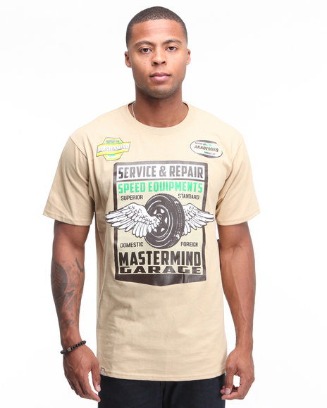 - Flight Time Graphic Tee Shirt