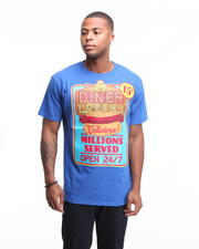 Men - Hot Dog Graphic Tee Shirt