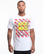 Short-Sleeve - Poppin' Budda Graphic Tee Shirt
