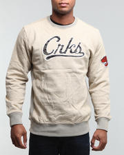Crooks & Castles - CRKS Tiger Camo Crewneck Sweatshirt