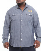 Men - Nebraska Button-down