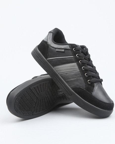 Akademiks Men Black Akademiks Alto Sneaker