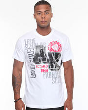 Men - Hector Varsity Logo Graphic Tee Shirt