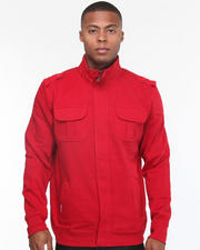 Lightweight - Cadet Utlity Fleece Jacket