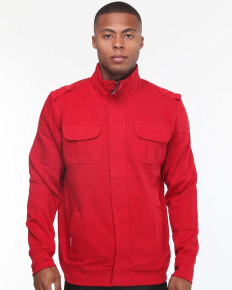 - Cadet Utlity Fleece Jacket