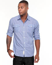 ***HOT Shop - Carter Roll Up Long Sleeve Plaid Shirt