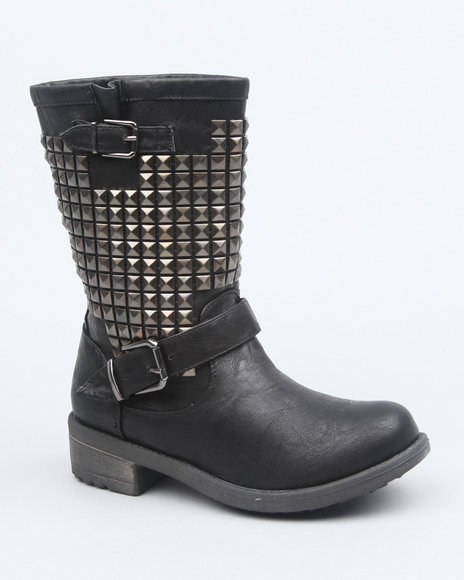 Fashion Lab Women Black Mirabelle Boot