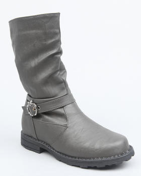 Apple Bottoms - Apple Buckle Riding Boot