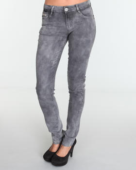 Treys Angels - Embellished denim jeans