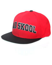 Accessories - Old Skool Starter Snapback Cap
